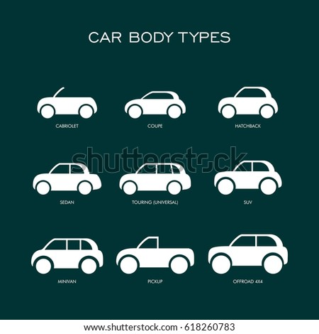 Cars Body Types Stock Images, Royalty-Free Images & Vectors ...