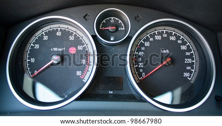 car cockpit,Automobile speedometer
