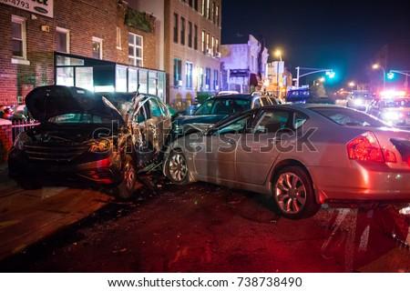 Onomatopoeia When A Car Crashes