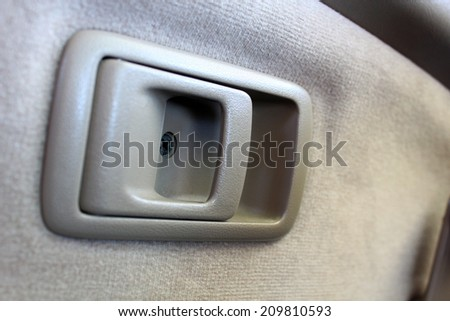 Car door handle