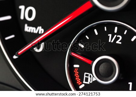 Car, Engine, Speedometer.