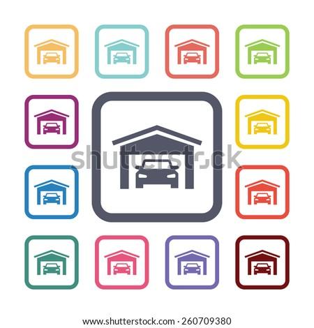 Open garage door stock photos images amp pictures shutterstock