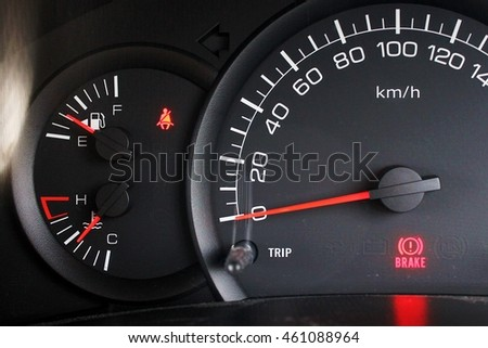 car mile age,fuel,mile car,dial