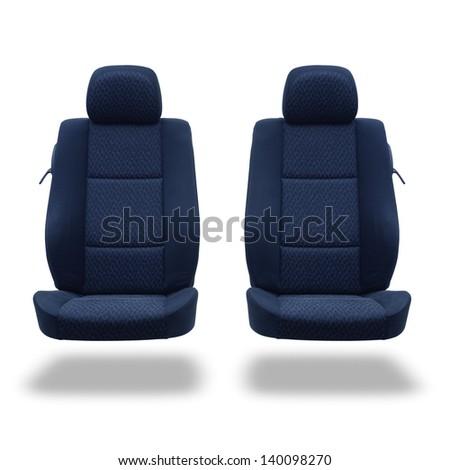 car seats - stock photo