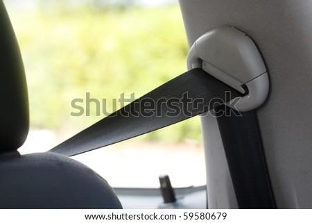 Car security - stock photo
