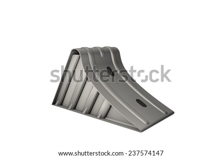 Car wheel chock