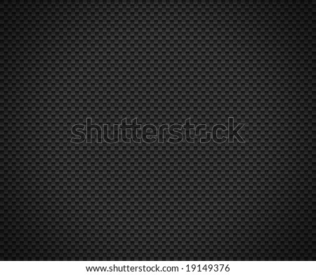 Carbon Background - stock photo