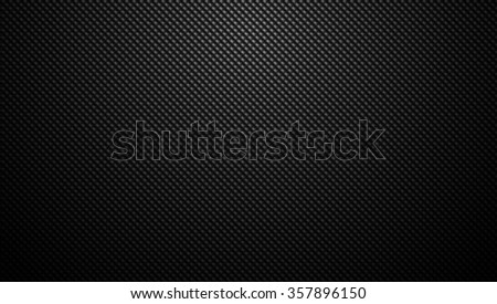 Carbon fiber background. - stock photo