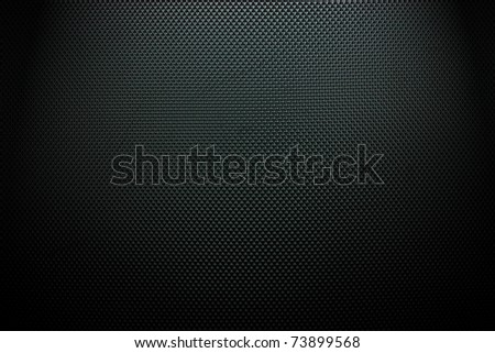 Carbon fiber background - stock photo