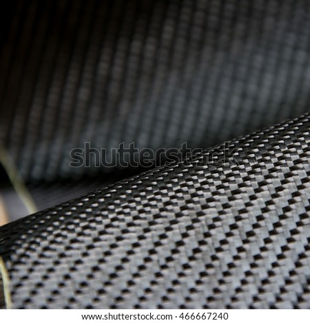 Carbon fiber composite material background