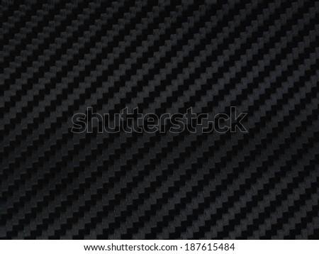 Carbon Fiber Sticker Texture. It looks as real as carbon fiber. - stock photo