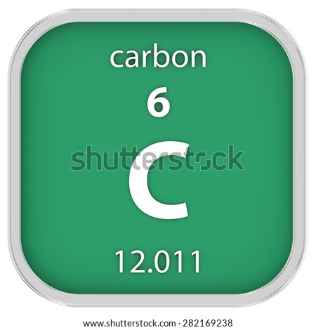Carbon material on the periodic table. Part of a series.