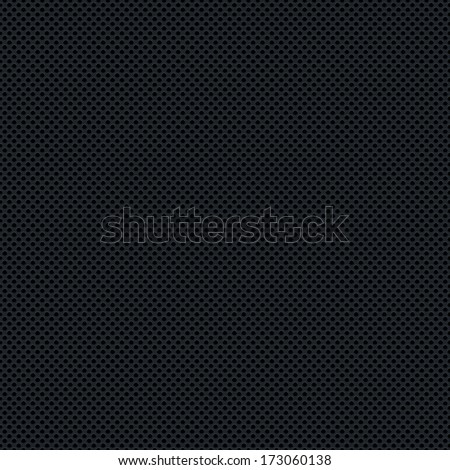 carbon metallic seamless pattern, design background - stock photo
