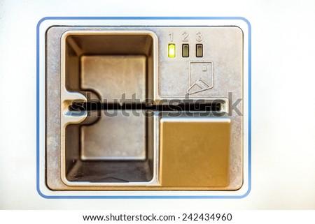 Card Service - stock photo