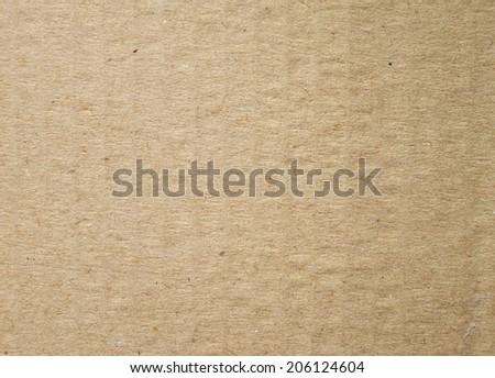 Cardboard background - stock photo