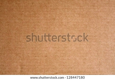 Cardboard background.  texture.  - stock photo