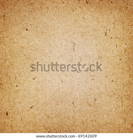 Cardboard background texture - stock photo