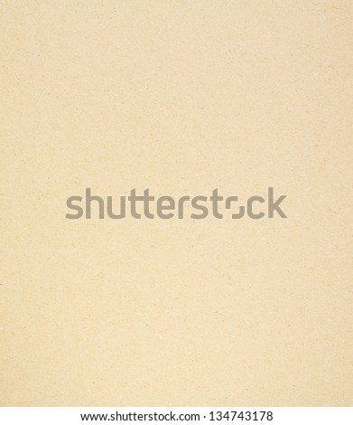 Cardboard paper texture background - stock photo