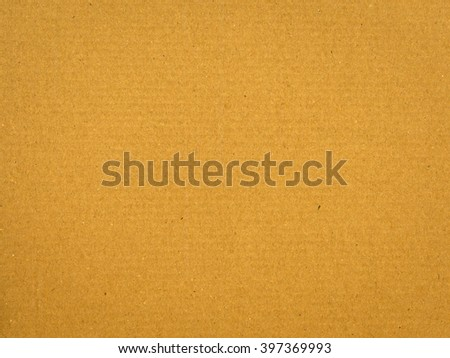 Cardboard sheet of paper background