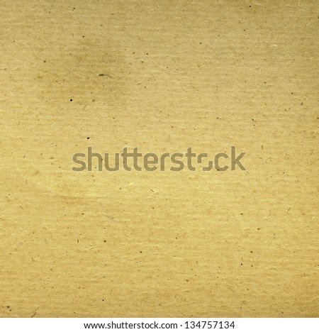 cardboard texture as background