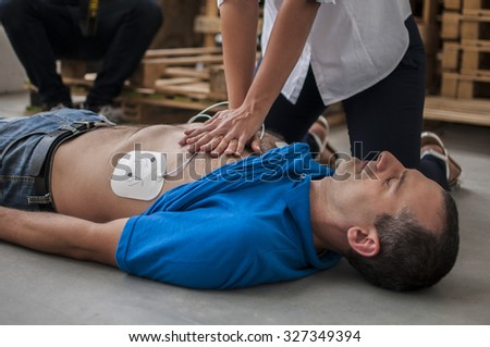 cardiopulmonary resuscitation as a brutal work to save the dying person Hypothermia is reduced body temperature that happens when a body dissipates more heat than it absorbs in humans, it is defined as a body core temperature below 350 °c (950 °f.
