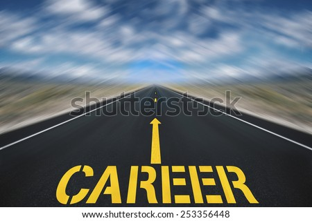 Career Diagram -  How to Succeed in Job