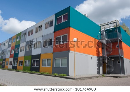 Cargo container houses