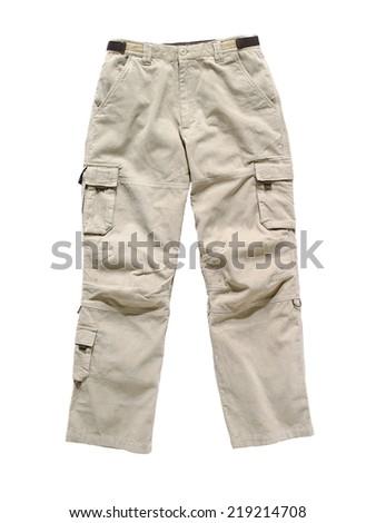 Cargo Pants - stock photo