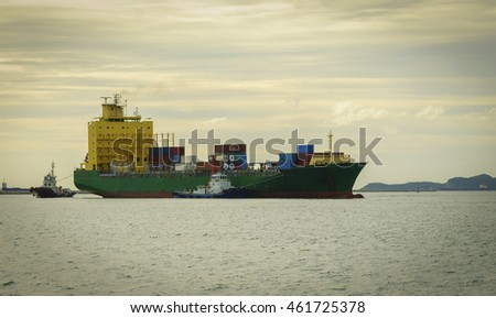 Cargo shipping industry