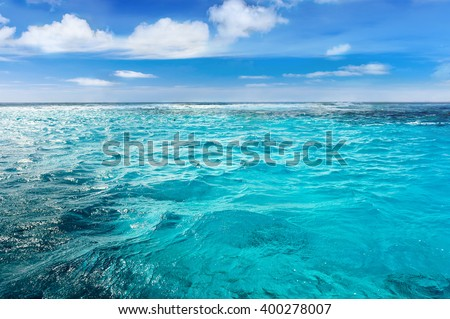 Caribbean sea bottom summer wave background. Exotic sea water nature. Nature tropical water paradise. Cuba nature vacation. Vacation relax. Travel tropic resort. Tranquility of ocean nature vacation