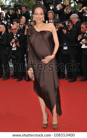 "Carmen Chaplin at the premiere of ""Rust & Bone"" in competition at the 65th Festival de Cannes. May 17, 2012  Cannes, France Picture: Paul Smith / Featureflash"