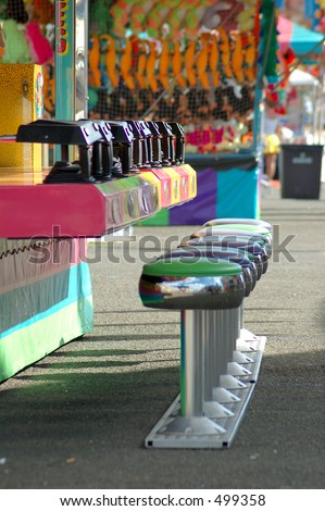 Carnival Midway Stock Images Royalty Free Images