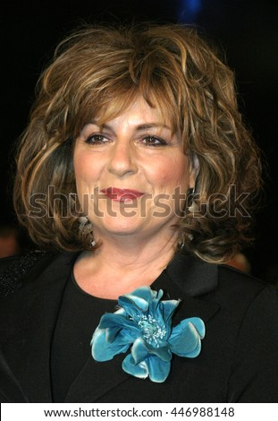 Caroline Aron at the AFI Fest premiere of' 'Beyond the Sea' at the ArcLight Cinemas in Hollywood, USA on November 4, 2004.