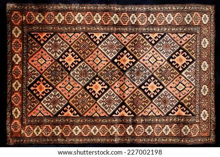 Carpet  - stock photo