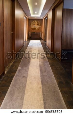 Apartment Building Hallway Carpet old hotel hallway stock illustration 131819711 - shutterstock