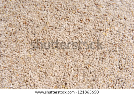 carpet texture macro - stock photo
