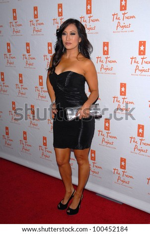 Carrie Ann Inaba at Trevor Live, benefitting the Trevor Project, Hollywood Palladium, Hollywood, CA. 12-05-10