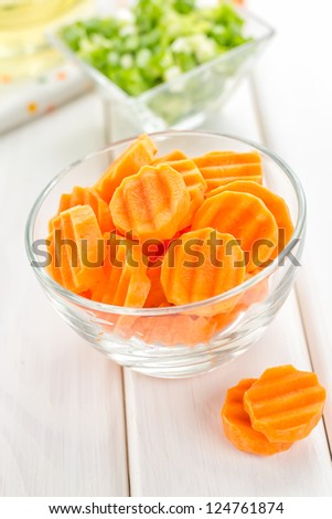 Carrot - stock photo