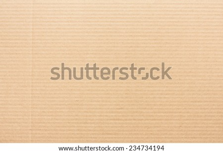Carton Texture - stock photo