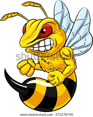 Hornet Mascot Stock Images, Royalty-Free Images & Vectors ...