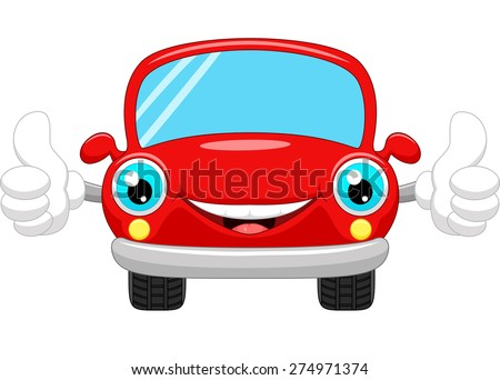 Cartoon Cars Stock Images Royalty Free Images Amp Vectors