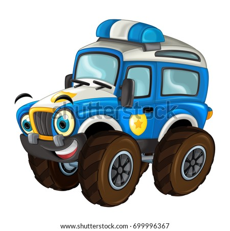 Funny Truck Stock Images Royalty Free Images Vectors Shutterstock