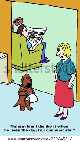 House Husband Cartoons and Comics - funny pictures from CartoonStock