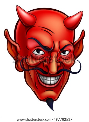 Satanic Face Stock Photos, Royalty-Free Images & Vectors ...