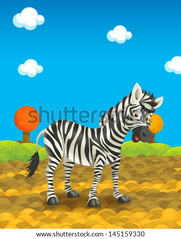 Smiling Zebra Stock Photos Images Amp Pictures Shutterstock