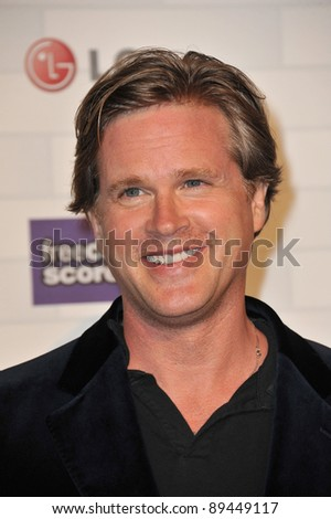 Cary Elwes at Spike TV's 2010 Scream Awards at the Greek Theatre, Griffith Park, Los Angeles. October 16, 2010  Los Angeles, CA Picture: Paul Smith / Featureflash