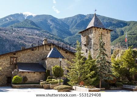 Andorra la vella stock images royalty free images vectors shutterstock - Andorra la vella apartamentos ...