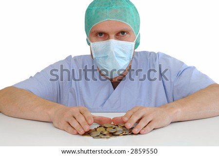 cashhungry surgeon, Germany