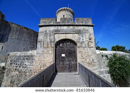 Castel Belver in Palma (Majorca, Spain) - stock photo
