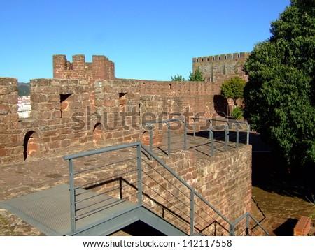 Castle - stock photo